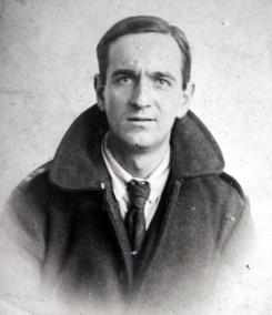 Private Ben Sutherland