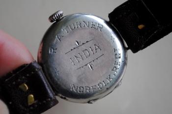 R. A. Turner watch 2